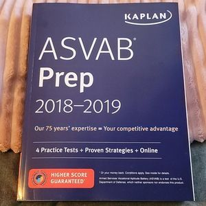 🍉🍭3 for $25  ~ASVAB Test Book~